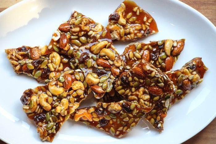 Mixed Nut and Seed Croccante