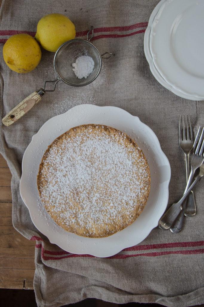 Torta Sbrisolona – Crumbly Cake